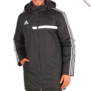 Adidas Tiro fall/winter jacket⭐️EUC⭐️